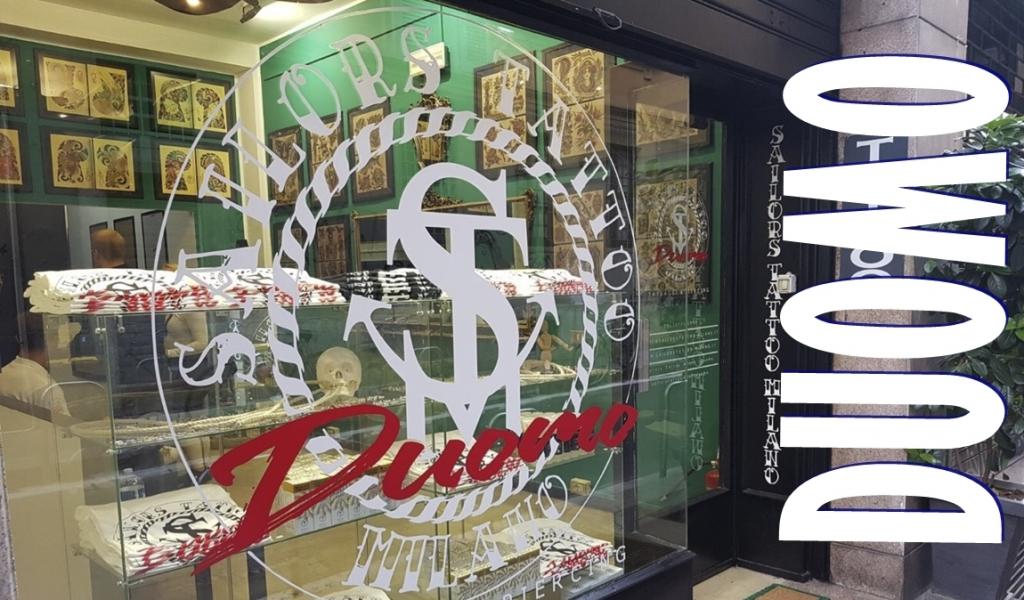 Sailors Tattoo Milano