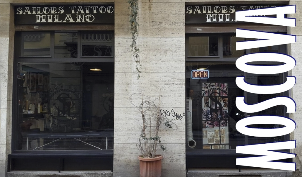 Sailors Tattoo Milano